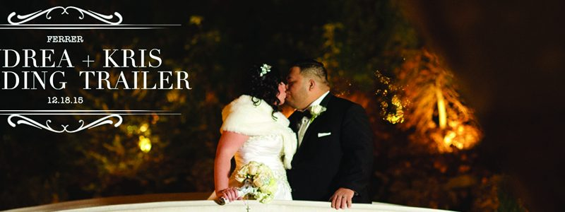 Andrea + Kris : Wedding Trailer :: NY Cinematography